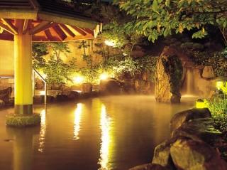 鈴鹿サーキット天然温泉クアガーデンの写真