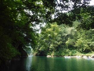 白丸湖・白丸ダムの写真