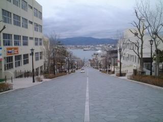 八幡坂の写真