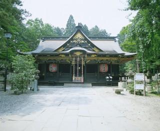 大崎八幡宮の写真