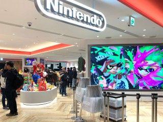Nintendo TOKYO (ニンテンドートウキョウ)の写真