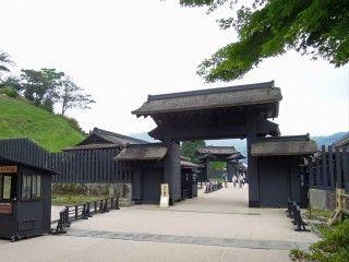 箱根関所の写真
