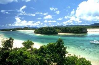 川平湾の写真