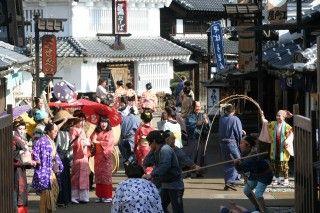 EDO WONDERLAND 日光江戸村の写真