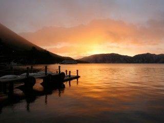 中禅寺湖の写真