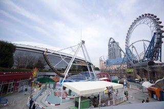東京ドームシティアトラクションズの写真