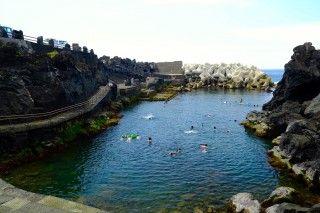 旧八重根海水浴場の写真