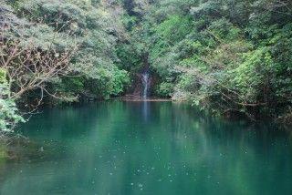 硫黄沼の写真