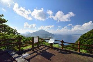 登龍峠展望台の写真