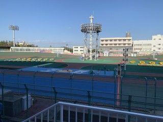 玉野競輪場の写真