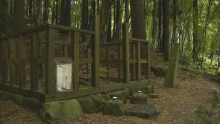 中将実方朝臣の墓の写真