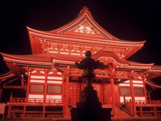 甲斐善光寺の写真