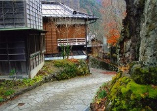 赤沢宿の写真