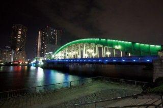 勝鬨橋の写真
