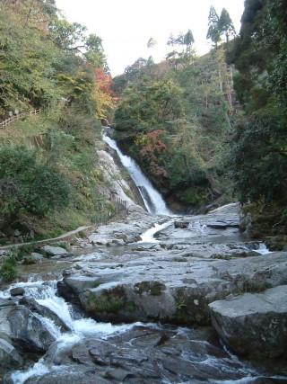 観音の滝の写真
