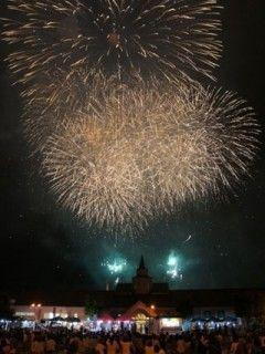 秩父川瀬祭の写真