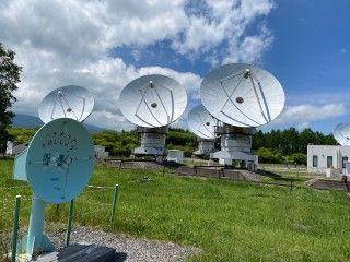 国立天文台 野辺山宇宙電波観測所の写真