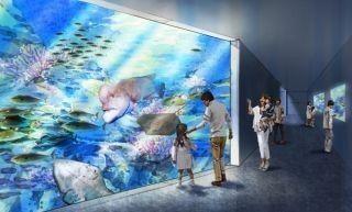 上越市立水族博物館うみがたりの写真
