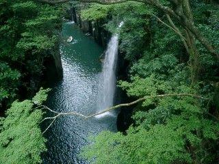 真名井の滝の写真