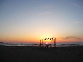 お倉ヶ浜海水浴場の写真