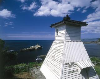旧福浦灯台の写真