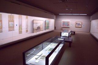 竹喬美術館の写真