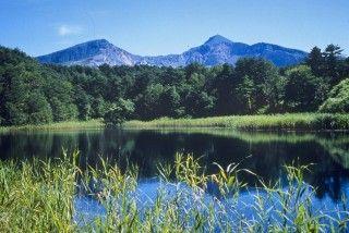 五色沼の写真