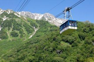 立山の写真