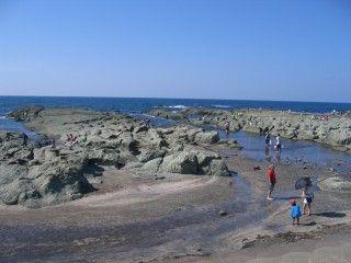 千畳敷海岸の写真