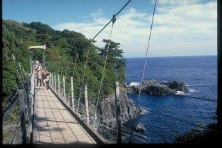 城ヶ崎海岸の写真