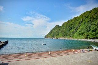 井田海水浴場の写真