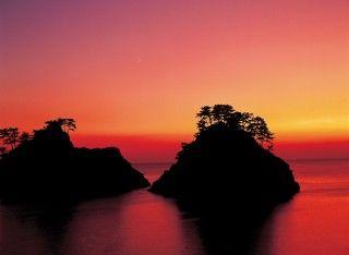 堂ヶ島の写真