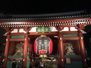 浅草(雷門)の写真