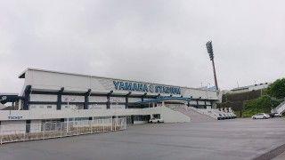 ヤマハスタジアムの写真