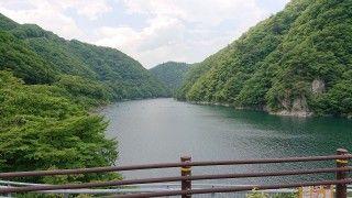 五十里ダムの写真