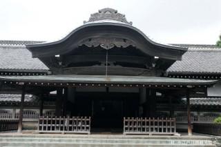 川越城本丸御殿の写真