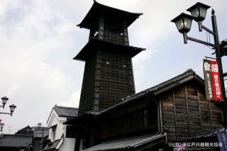 時の鐘(川越)の写真