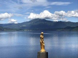 田沢湖の写真