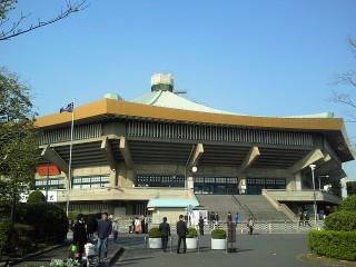 日本武道館の写真