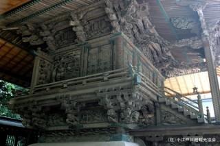 川越氷川神社の写真
