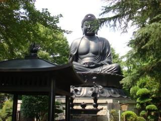 乗蓮寺(東京大仏)の写真
