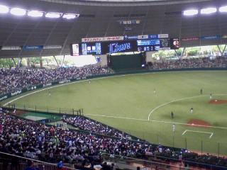 メットライフドーム(西武ドーム)の写真