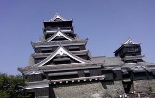 熊本城(銀杏城)の写真
