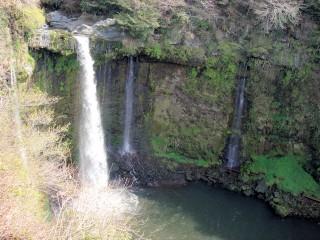 音止の滝の写真