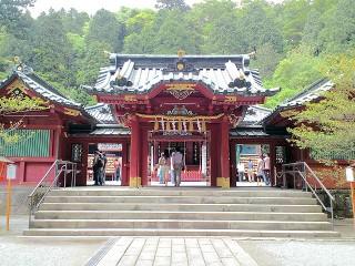 箱根神社(九頭龍神社 新宮)の写真
