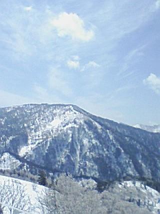 苗場スキー場の写真