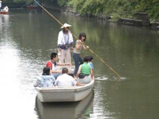 柳川川下り(大東エンタープライズ)の写真