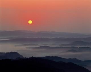弥高山の写真