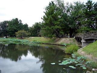 備中高松城跡の写真