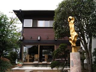 池田満寿夫・佐藤陽子 創作の家の写真